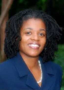 Bowie High School principal, Jane Spence.