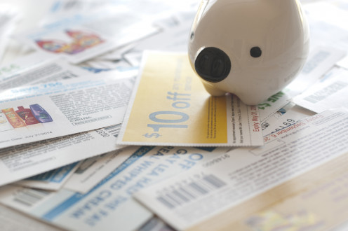 An Extreme Couponers' life is filled with little pieces of paper that is just like money!