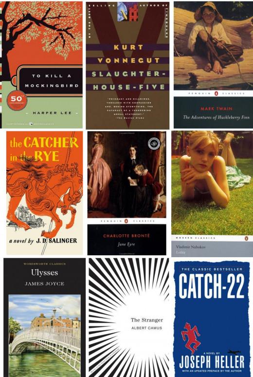 A random selection of classics