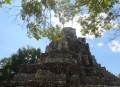 Visiting Mayan Ruins - Muyil