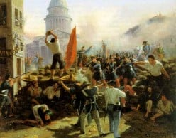 Global Warming Science At The Barricades:  Claude Pouillet, The Sun, And 1849