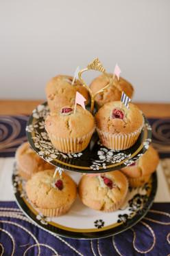 White Chocolate and Raspberry Muffin Recipe