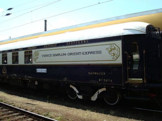 The newer Orient Express