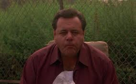"""Pauly Cicero"" in barbecue scene from GoodFellas."