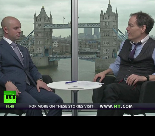Tom Coughlin of the Brisbane Australia ABX - Allocated Bullion Exchange on the Keiser Report with Max Keiser