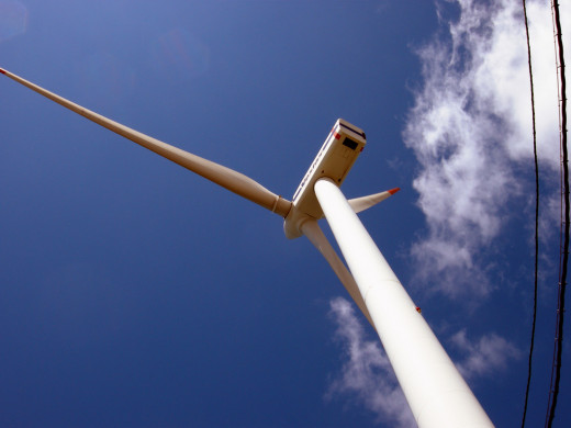 Will wind energy be the energy source of the future.