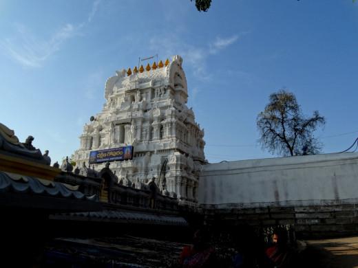 Shrikalahastiswar temple 1
