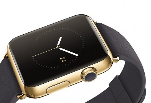 18k Gold Case