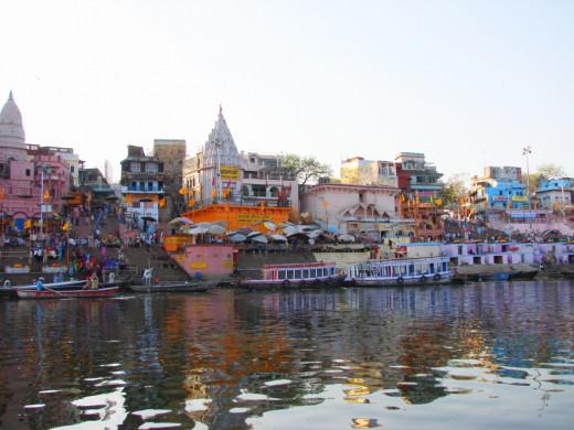 Ganga at Kashi