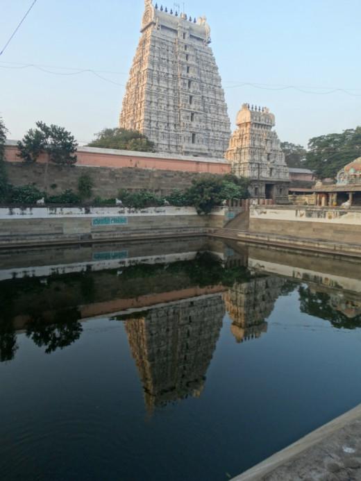 Arunachalam temple 1