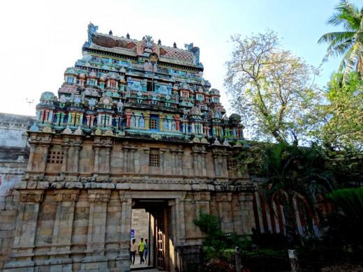 Thyagaraja temple 4