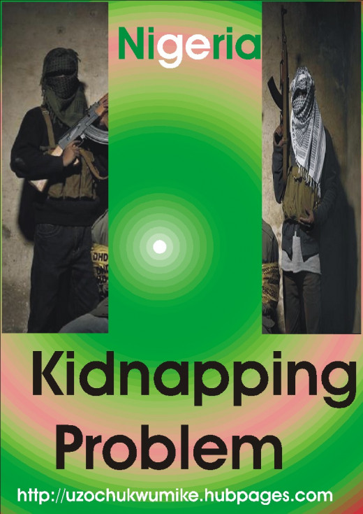 Kidnapping in Nigeria. Explanation and note on the kidnapping challenge in the Federal Republic of Nigeria.