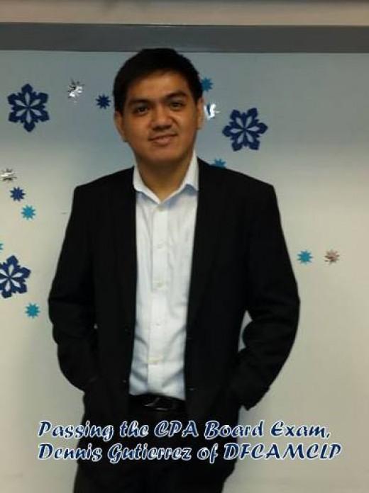 At PricewaterhouseCoopers Isla Lipana and Company at Paseo de Roxas, Makati City
