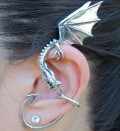 Ear Cuffs: the hot, new fashion trend