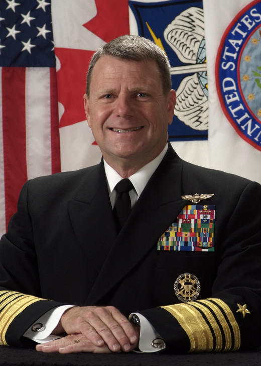 Admiral Gortney