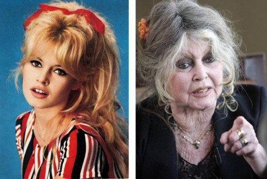 Brigit Bardot has aged, but more importantly, she's a bigot.
