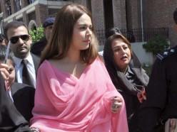 Biography of Ayyan ali Pakistani Super Model - Story of Ayyan Ali Money Laundering Scandal