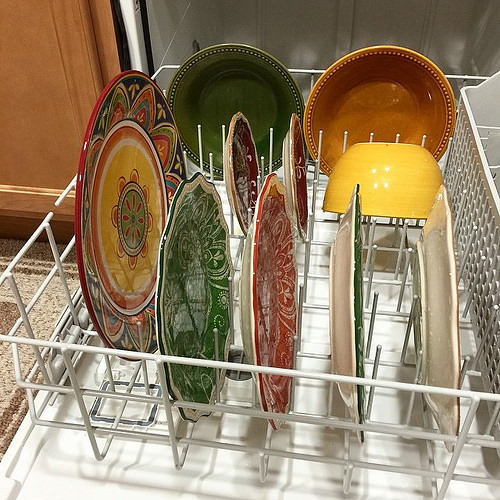 Leave the Dishes Until Later