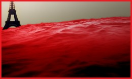 A Sea That Becomes Blood
