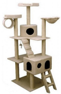 How to Build a Cat Climber
