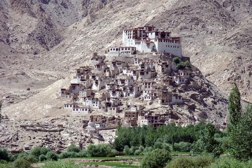 Chemre Gompa Monastery