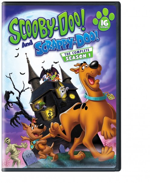 Box Art of Scooby-Doo! And Scrappy-Doo! The Complete Season 1