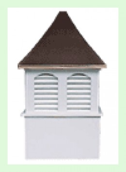 double louvre cupolas