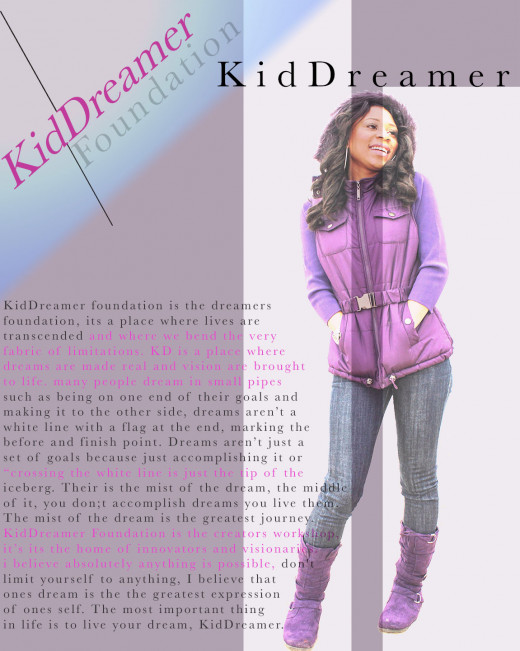 Disney Dreams, KidDreamer Foundation, Dreamers, Disney channel, Tyron Georgetown, Tyron