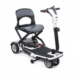 Traveling With A Mobility Scooter or Power Wheelchair