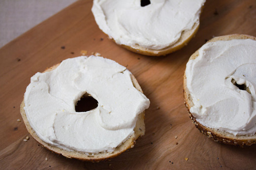Yummy vegan cream cheese!