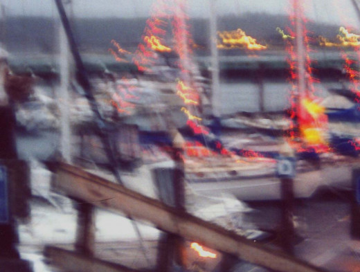 Let your mind go there - what will you do as the Harbor beckons