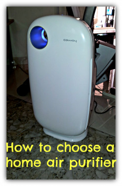 How to Choose a Home Air Purifier