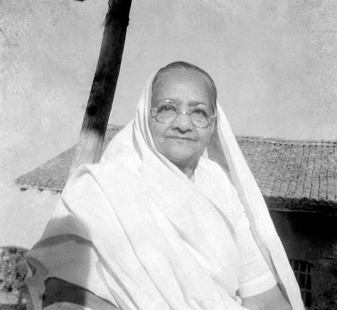 Kasturba Gandhi [Template Unknown (author) (http://creativecommons.org/licenses/by-sa/3.0/)], via Wikimedia Commons