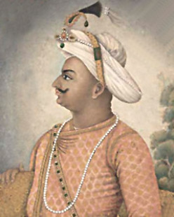 The Sultan of Mysore