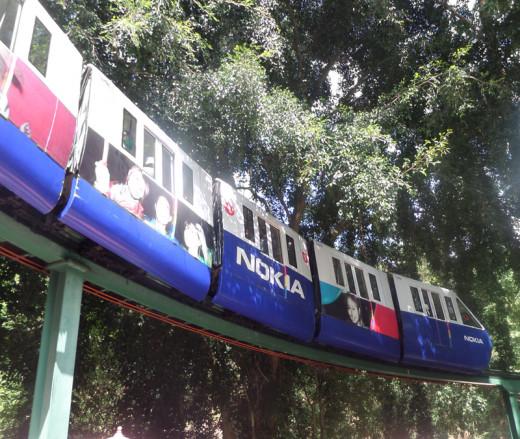 Chiang Mai Zoo Monorail