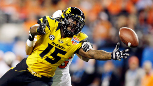 It's hard to say where Dorial Green-Beckham will be drafted, but eventually talent exceeds risk.