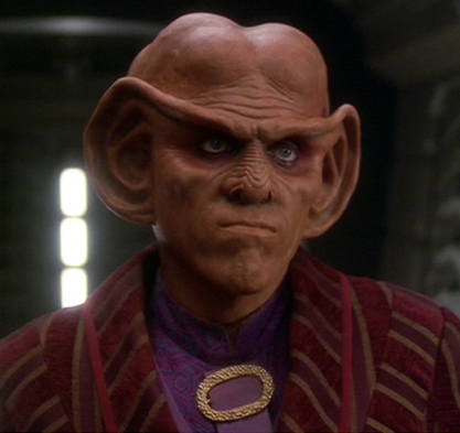 And Quark!  Can't forget about Quark!