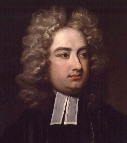 Jonathan Swift, though a lifelong bachelor, had many love affairs with women in awe of his great talent.