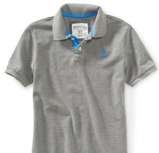 The Aeropostale polo for $12