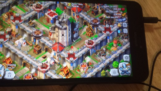 Age of Empires Castle Siege on Microsoft Lumia 640 XL