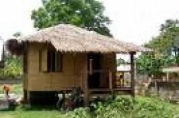 Gary's hut