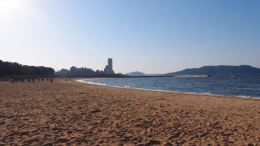 Fukuoka Momochi Beach