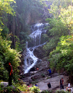 Huay Kaew Waterfall in Chiang Mai, Thailand - A Visitors' Guide