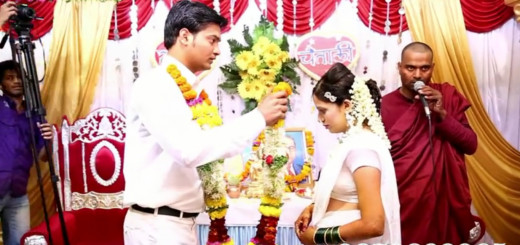 Buddhist Wedding India