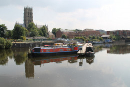 Doncaster Minster and Canal Basin