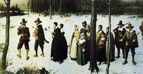 America is a country built upon individualism, freedom,& equality.The Pilgrims & Puritans came to America to freely practice their religion.Some came to America for reasons including more socioeconomic opportunites.