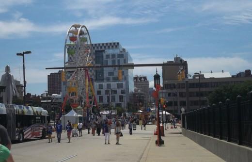 Artscape, Baltimore