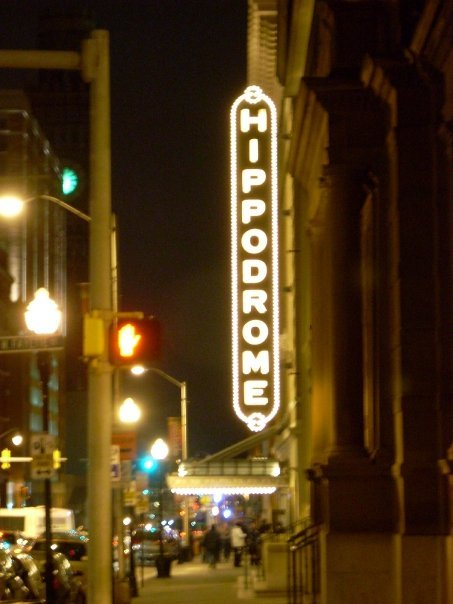 Hippodrome in Baltimore