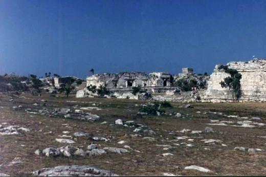 Tulum Archaeological Zone, 1995