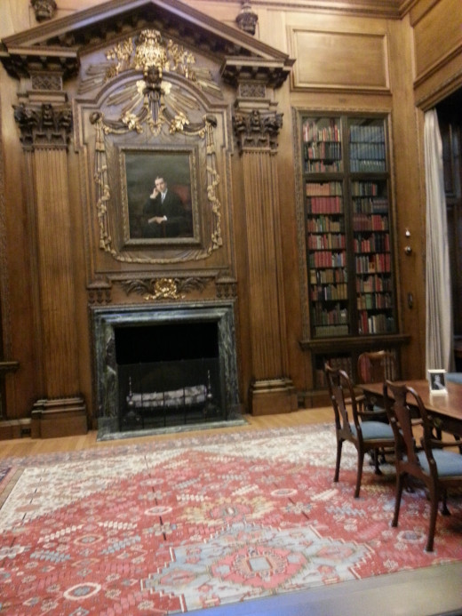 The English clergyman John Harvard donated his entire 370-volume library, an enormous book collection by the standards of 1638, to the college which was renamed for him.
